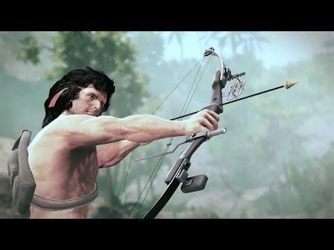 Rambo The Video Game : NÃo Vale A Pena Jogar video