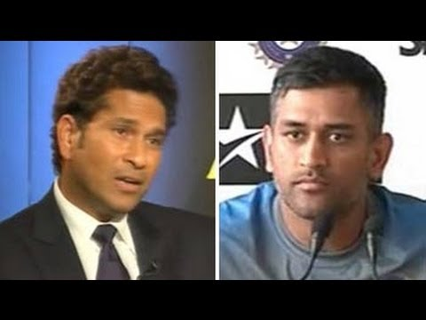 Why Mahendra Singh Dhoni did not let Sachin Tendulkar participate in team huddle