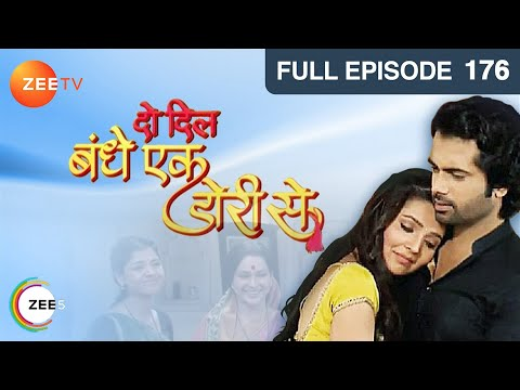 Do Dil Bandhe Ek Dori Se - Episode 176 - April 11 2014
