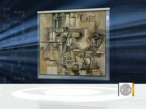 Paris Art Theft $600 Million Paris Art Heist