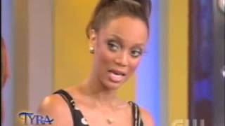 Panel of Haters Tyra Part (Tyra Banks Show)