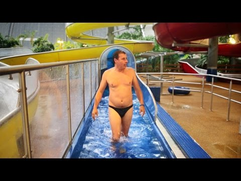 Crazy German Water Park