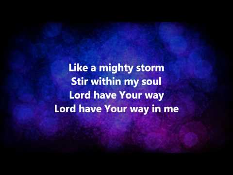 I Surrender - Hillsong Live W  Lyrics video