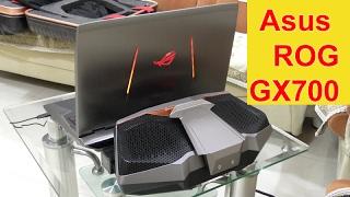 Asus ROG GX700 gaming laptop price in India Rs. 4,12,990