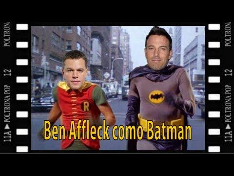 Ben Affleck como Batman | Poltrona Pop S01E14