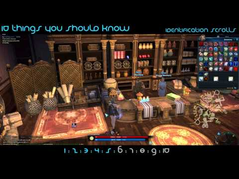 Tera Online 10 Things You Should Know with Commentary