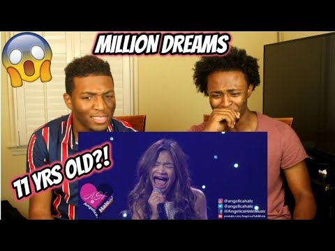 A Million Dreams - Performed by Angelica Hale The Greatest Showman