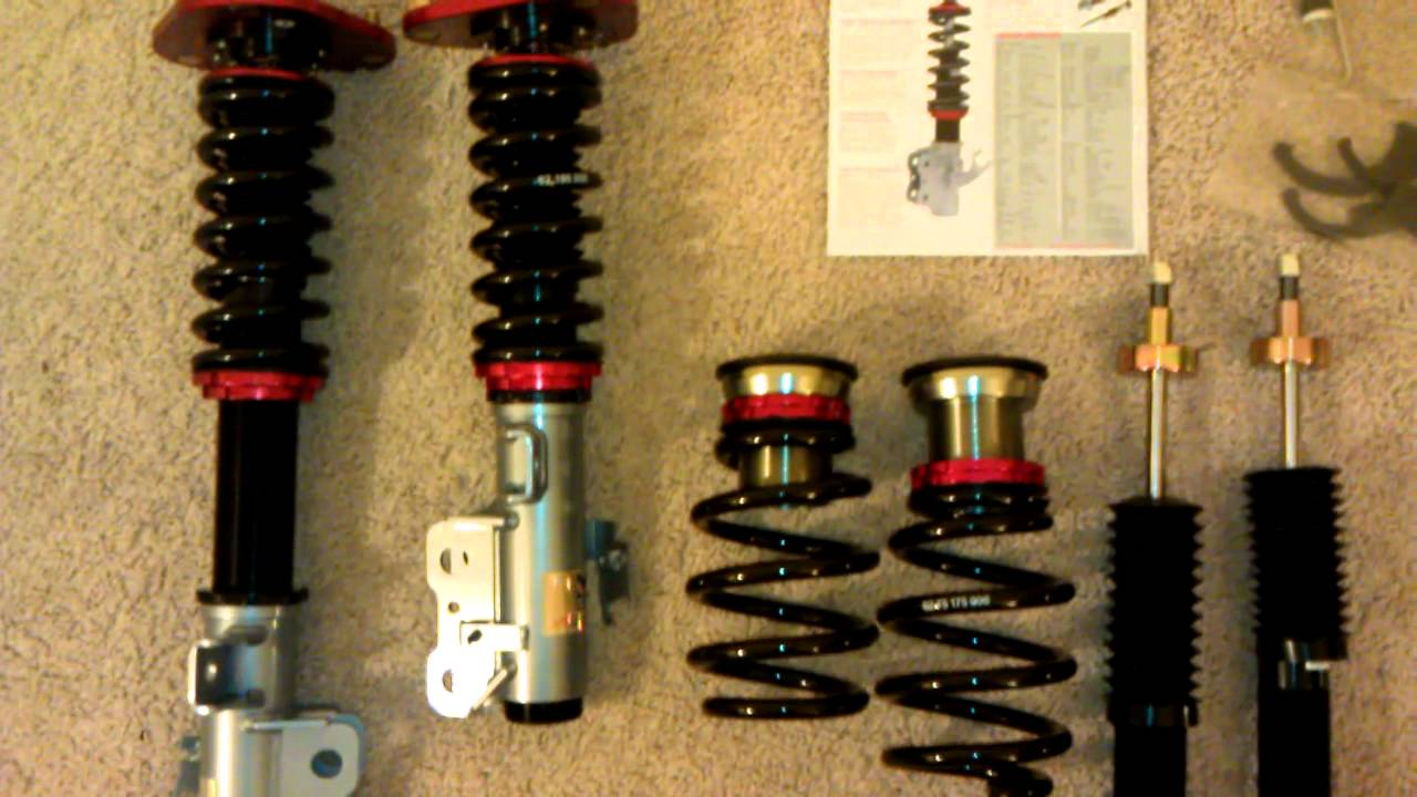 Coilovers - Suspension