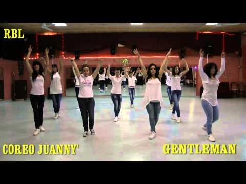 PSY  GENTLEMAN  Juanny'dance  RBL Balli Di Gruppo 2013