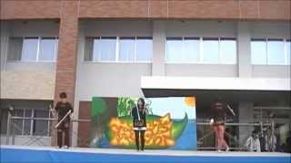 茨城大学大道芸サークル スウェット組合 2014年度PV