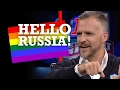 Rufus Gifford pride-pranks the Russian embassy