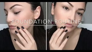 Meine Foundation Routine ✨