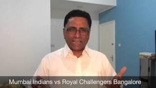 Pepsi IPL 2015 | Match No.46 | MIvsRCB at Mumbai | 10 May 2015| AB Devilliers 133*