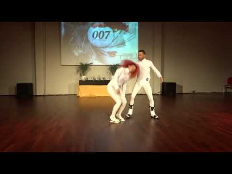 ZNL2018 Leticia & Daniel in performance ~ Zouk Soul