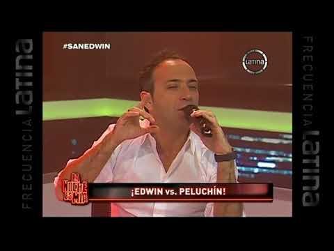 Edwin Sierra vs 'Peluchín': Conductor de Amor Amor Amor se le mandó