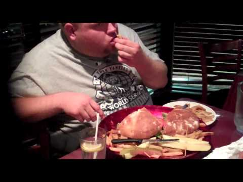 Mike V. Food, The Monster Burger Challenge, Part 2