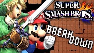 Super Smash Bros Melee Break Down: How Smash Bros Almost Didn