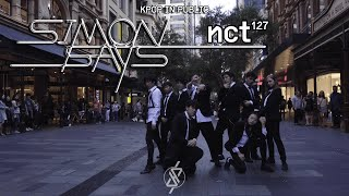[KPOP IN PUBLIC CHALLENGE - SYDNEY] NCT 127 엔시티 - 'Simon Says' DANCE COVER || SELLOUTS