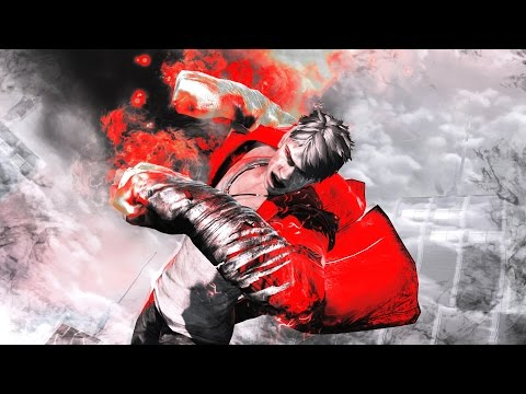 [60fps] Dmc Devil May Cry: Definitive Edition Gameplay Trailer [1080p Hd] | Xboxone ps4 video