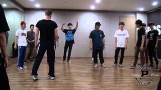 울산 POSSI DANCE ACADEMY 2014 06 26 B boy ATA work shop