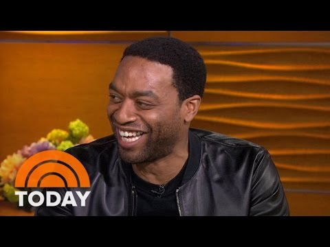 Chiwetel Ejiofor: 'Zachariah' Is A Post-Apocalyptic Love Triangle | TODAY