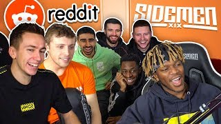 SIDEMEN REACT TO THEIR REDDIT #2