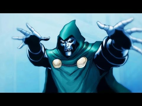 Marvel Heroes - Chronicles of Doom Trailer