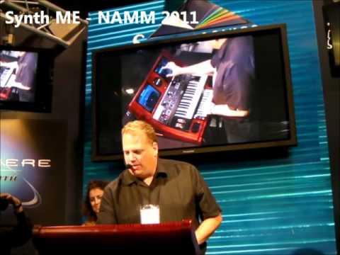 NAMM 2011 - Bob Moog Foundation and Spectrasonics Unveil the OMG-1