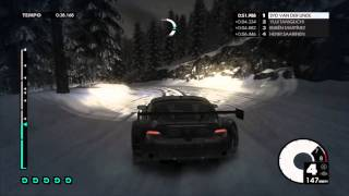 Dirt 3 PC Gameplay 1080p - Norway Race (2/2) Trailbrazer