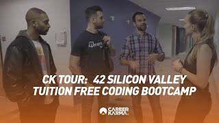 Video Tour of 42 Silicon Valley - Tuition Free Coding Bootcamp