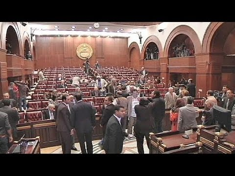 Egypt's draft constitution is approved by assembly