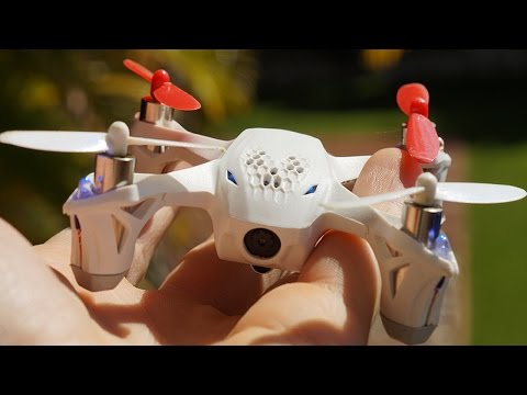 Hubsan FPV X4 Quadcopter Review    Smallest Quadcopter (banggood.com)