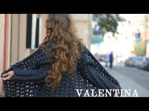 Вязания полуанлийской-жемчужной резинки с косами,автор мк.Валентина Владимировна Аванесян.