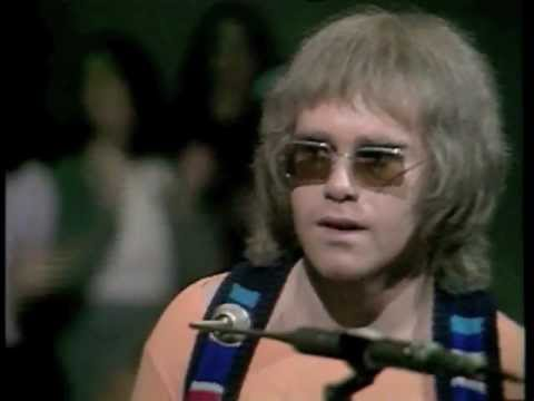 Elton John - Burn Down The Mission