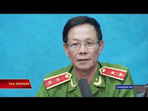 Cựu Tướng công an Phan Văn Vĩnh nhập viện trước ngày ra tòa (VOA)