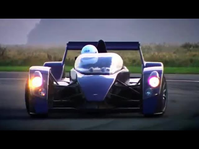 Caparo T1 car review - Top Gear - BBC - YouTube