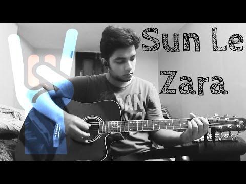 Sun Le Zara - Singham Returns [2014] - Guitar Tutorial video