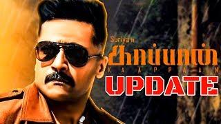 Exclusive: Suriya's Kaappaan – Massive New Addition! Surya 37