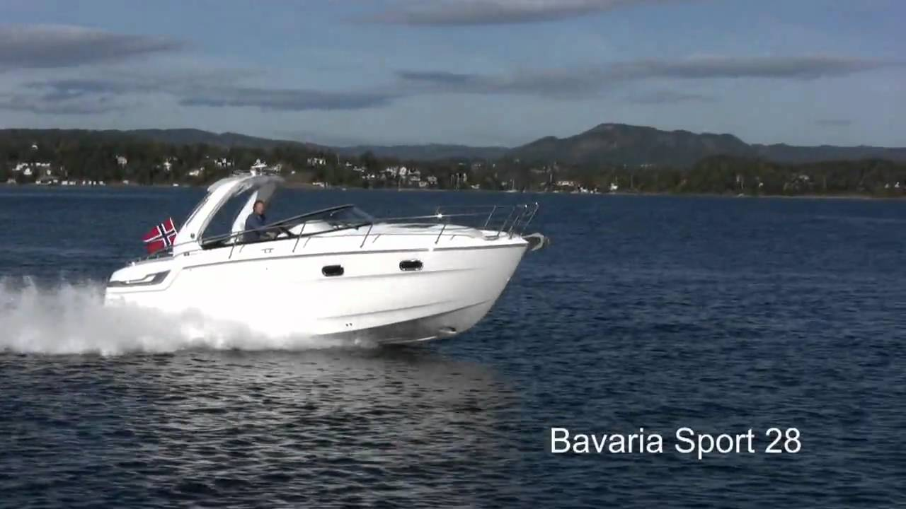 Bavaria Sport 28 Youtube