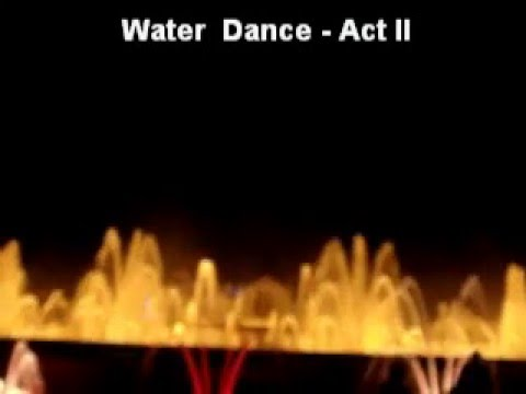 Water Dance - The Magic Fountain