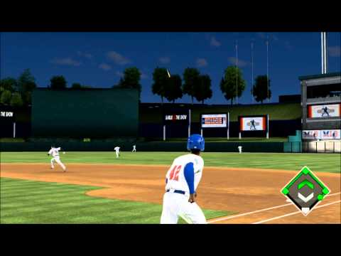 FIRST MiLB GAME - MLB 14: The Show - Jackie Robinson: Road to the Show - Episode 4