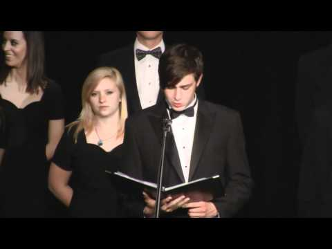 2012 Lakeview Academy Chorale Showcase: Chorale Part I