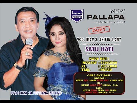 New Pallapa Satu Hati Imam S Arifin & Any video