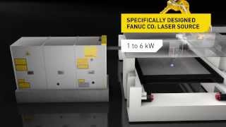 FANUC CO2 & Fiber Lasers with CNC Systems