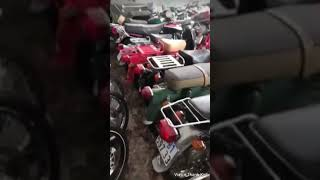 Motobikes Collection in Binh Duong Vietnam