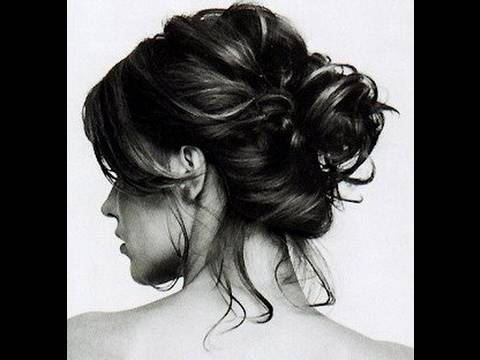 Tweet!: http://www.twitter.com/beechbum06 Here is a super easy updo thats perfect for summertime! All you need: Bumpit (optional) ponytail curling iron hairs...