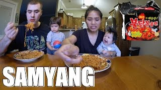 Download Lagu AMERICAN VS INDONESIAN SAMYANG CHALLENGE VLOG Gratis STAFABAND