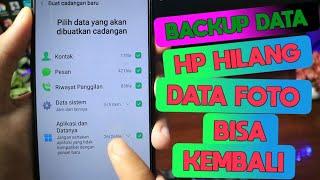 Cara Backup Data Penting Foto Aplikasi di Oppo A3S