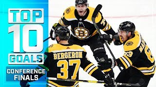 Top 10 Goals of the Conference Finals