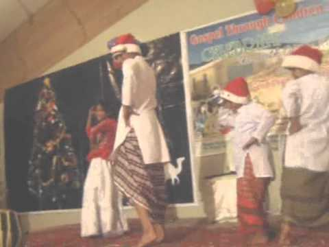 Punjabi Christmas Song video